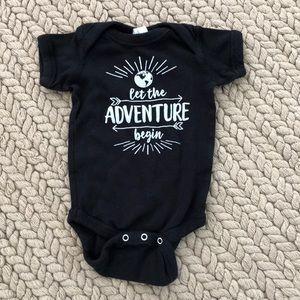 Other - Let the adventure begin onesie!